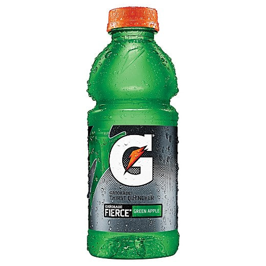 Gatorade Green Apple