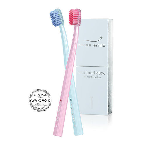 Diamond Glo Toothbrush - 2 Pack