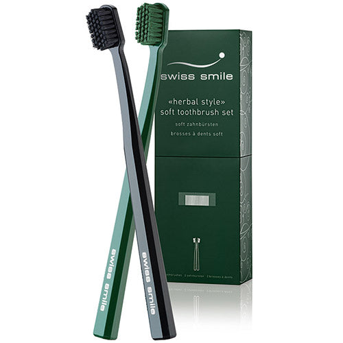 Herbal Bliss Toothbrush - 2 Pack