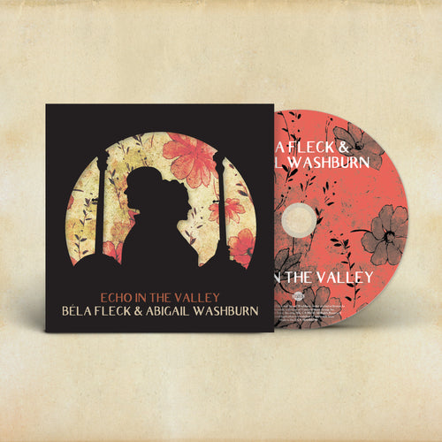 Echo in the Valley CD - Béla Fleck & Abigail Washburn