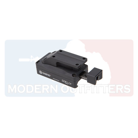 Kinetic Development SIDELOK Trijicon MRO Mount Lower 1/3 Co-Witness