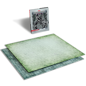 Dungeons and Dragons 5th Ed: Adventure Grid
