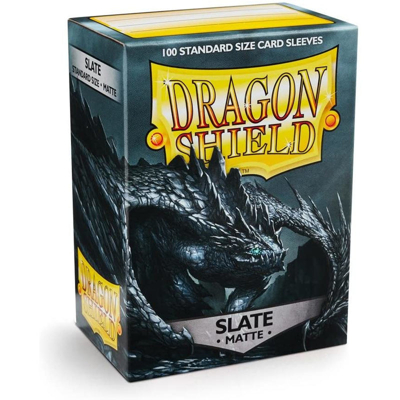 Dragon Shield 100 Pack: Matte Slate