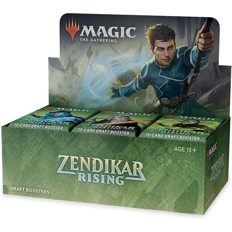 Magic the Gathering: Zendikar Rising - Booster Box