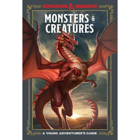 D&D: Young Adventurer's Guide - Monsters and Creatures