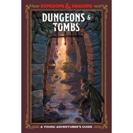 D&D: Young Adventurer's Guide - Dungeons and Tombs