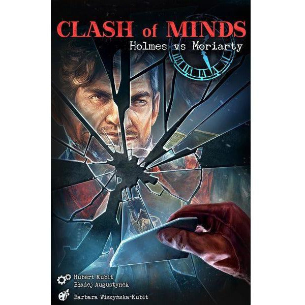 Clash of Minds: Holmes vs Moriarty (Royal Edition)