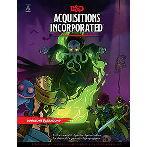 Dungeons and Dragons: Acquisitions Incorporated