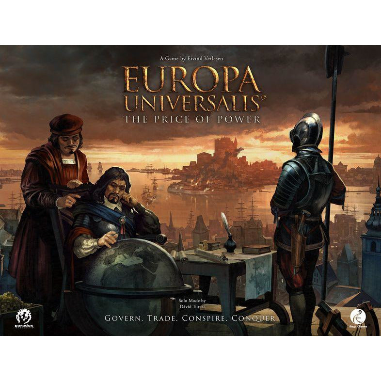 Europa Universalis (Deluxe Edition)