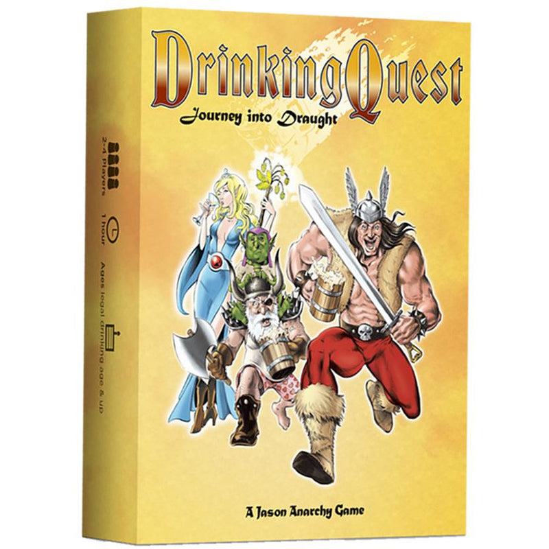Drinking Quest - Journey into Draught