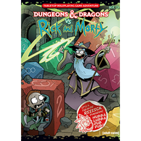 Dungeons and Dragons 5E: Rick and Morty