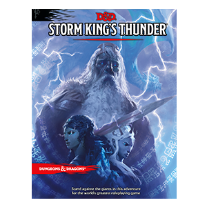Dungeons and Dragons 5th Ed: Storm King's Thunder