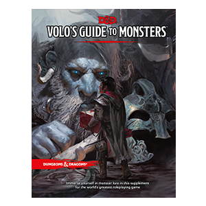 Dungeons and Dragons 5th Ed: Volo's Guide to Monsters