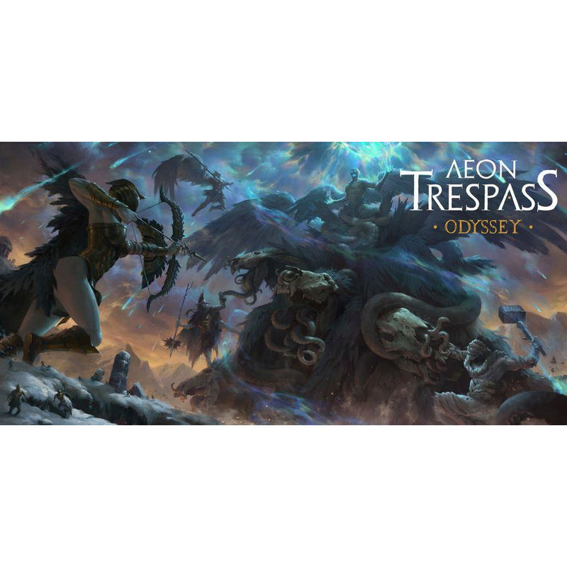 Aeon Trespass: Odyssey (Core Game Pledge)