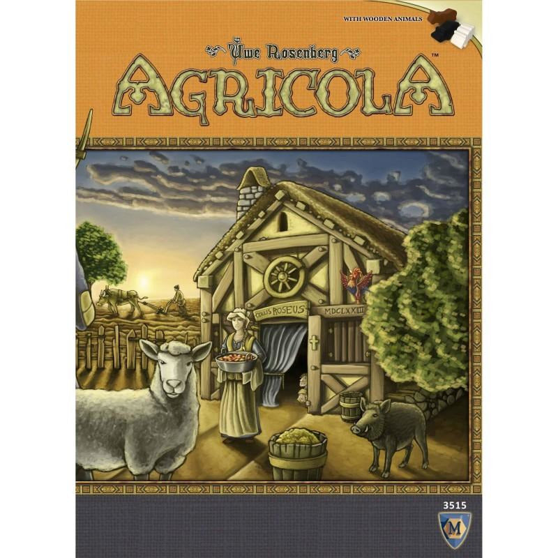 Agricola Base - Revised Edition