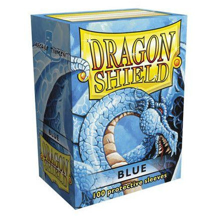 Dragon Shield 100 Pack: Blue
