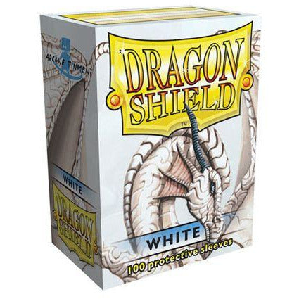 Dragon Shield 100 Pack: White
