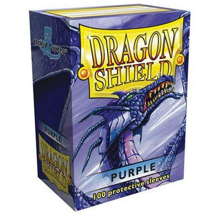 Dragon Shield 100 Pack: Purple