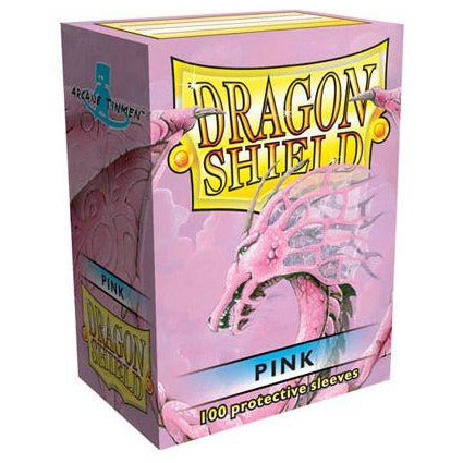 Dragon Shield 100 Pack: Pink