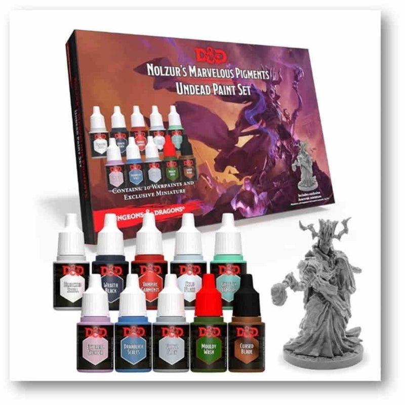 Dungeons and Dragons: Paint Set - Undead