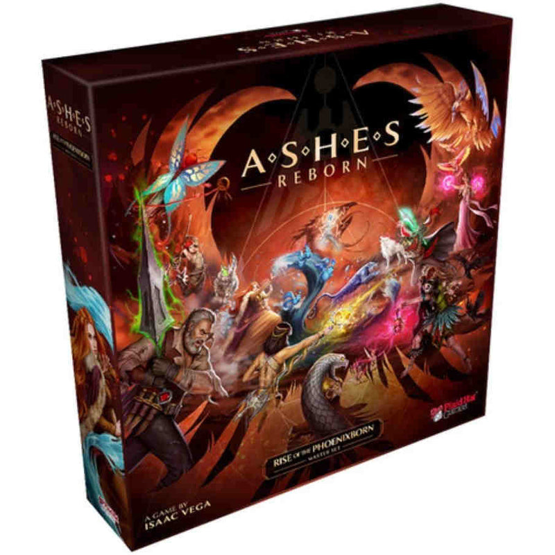 Ashes Reborn - Base Set