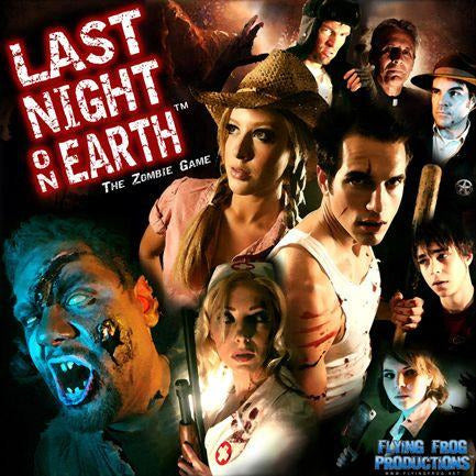 Last Night on Earth: The Zombie Game (Backorder)