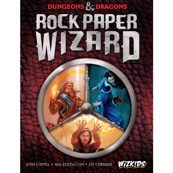 Dungeons and Dragons: Rock Paper Wizard