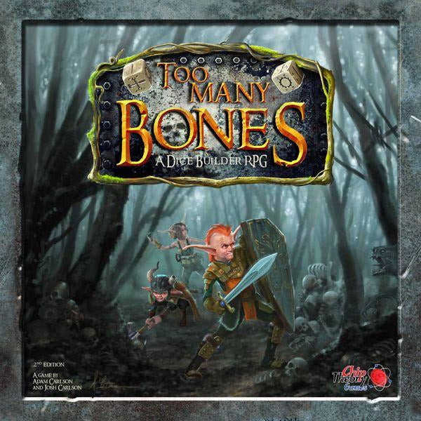 Too Many Bones (Backorder)