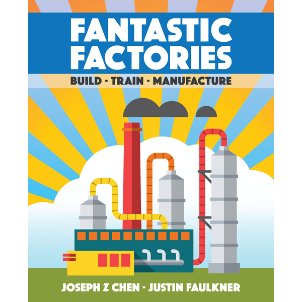 Fantastic Factories (Backorder)
