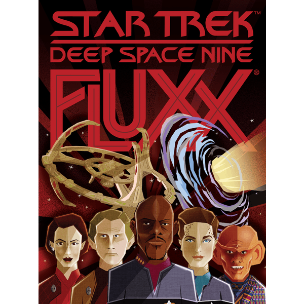 Fluxx: Star Trek Deep Space Nine