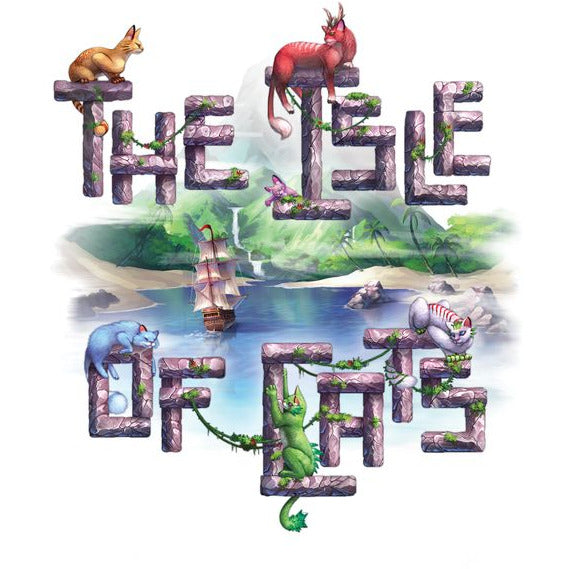 The Isle of Cats (Backorder)