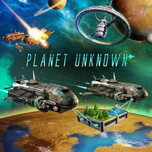 Planet Unknown (Limited Deluxe Pledge)