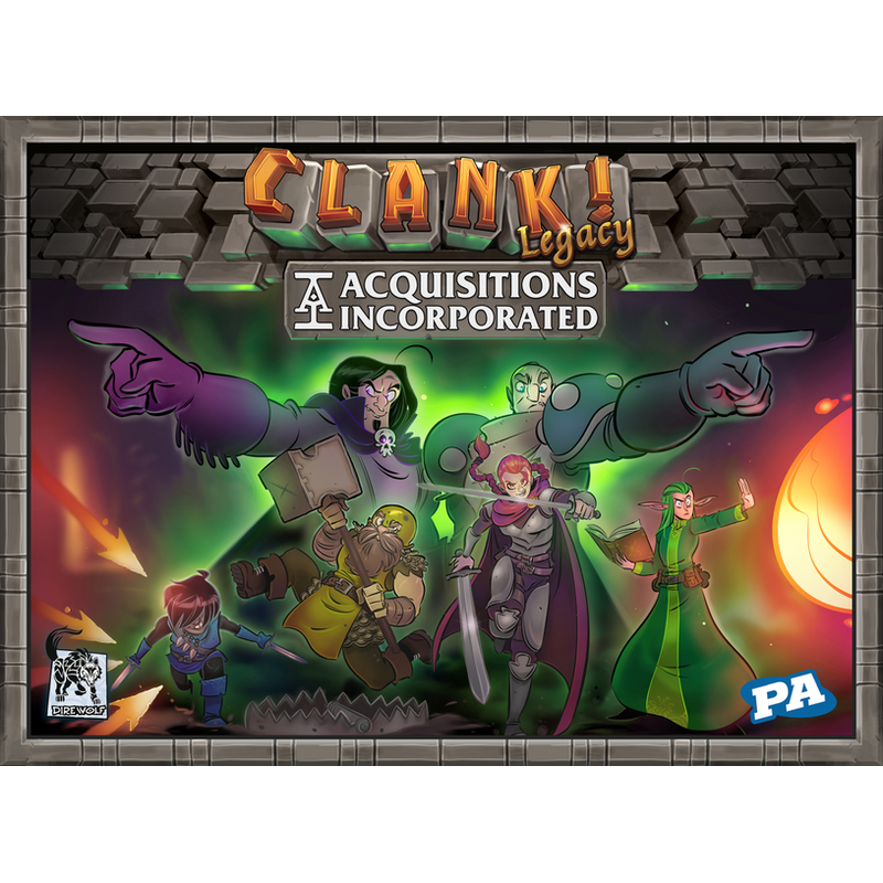 Clank! Legacy: Acquisitions Incorporated (Base)