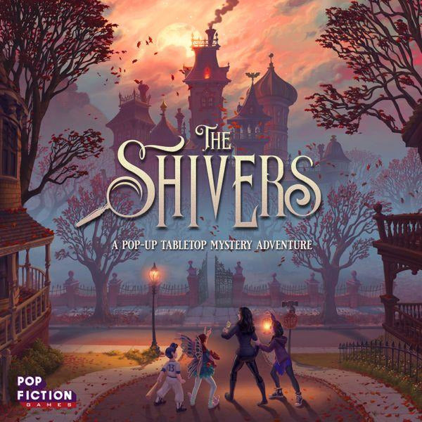 The Shivers (Deluxe Pledge)