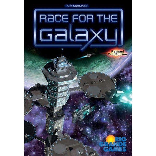 Race for the Galaxy (Backorder)