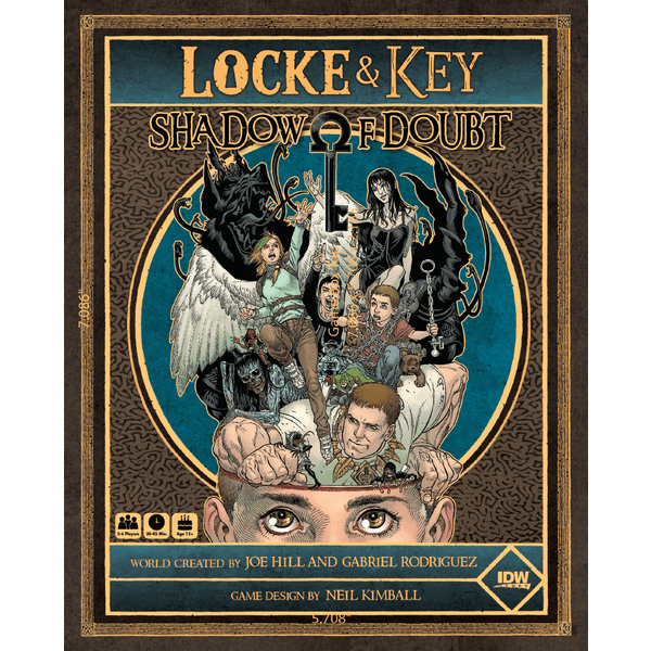 Locke and Key: Shadow of Doubt