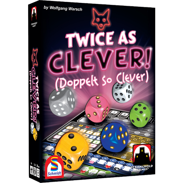 Twice as Clever! (Doppelt So Clever)