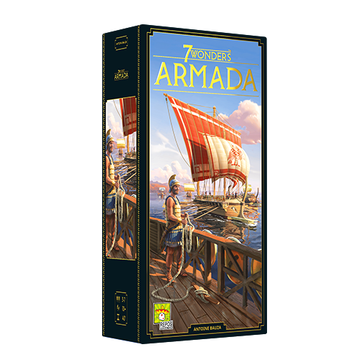 7 Wonders: New Edition - Armada