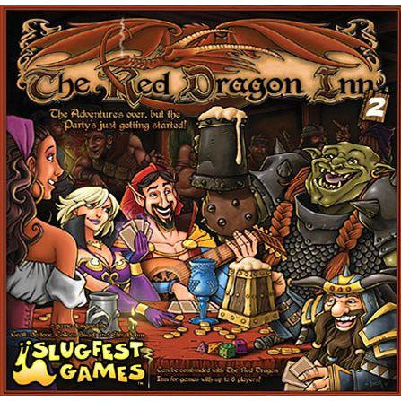 The Red Dragon Inn: 2