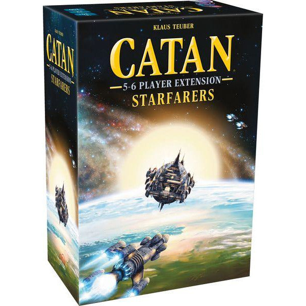Catan: Starfarers – 5-6 Player Extension