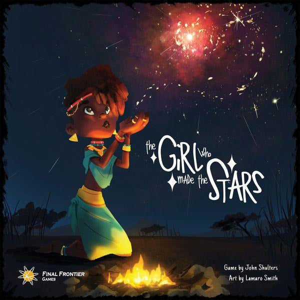 Solani + The Girl Who Made The Stars (Pillars of Creation Pledge)