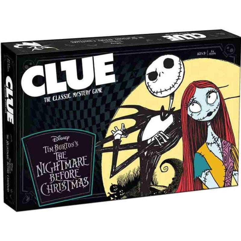 Clue: Nightmare Before Christmas