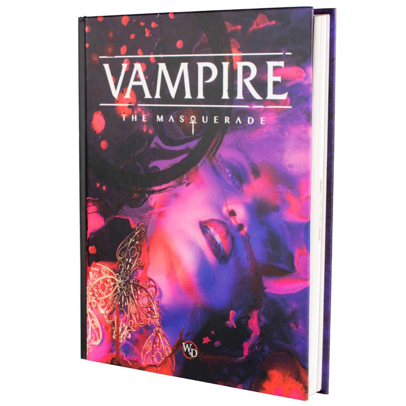 Vampire The Masquerade: 5th Edition Core Hardcover