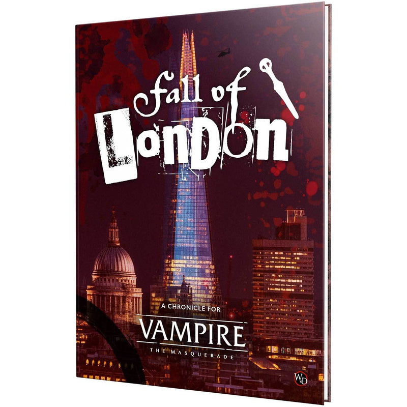 Vampire The Masquerade: 5th Edition - Fall of London