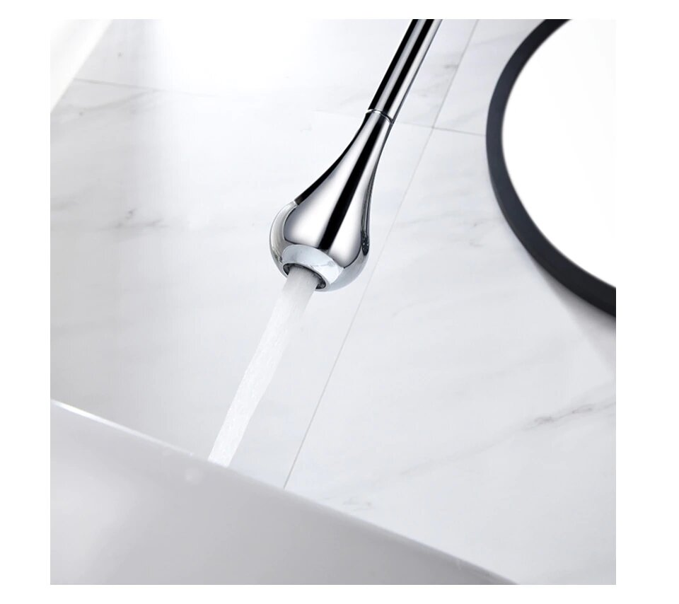 Ceiling Mount Bathroom Lavatory Faucet