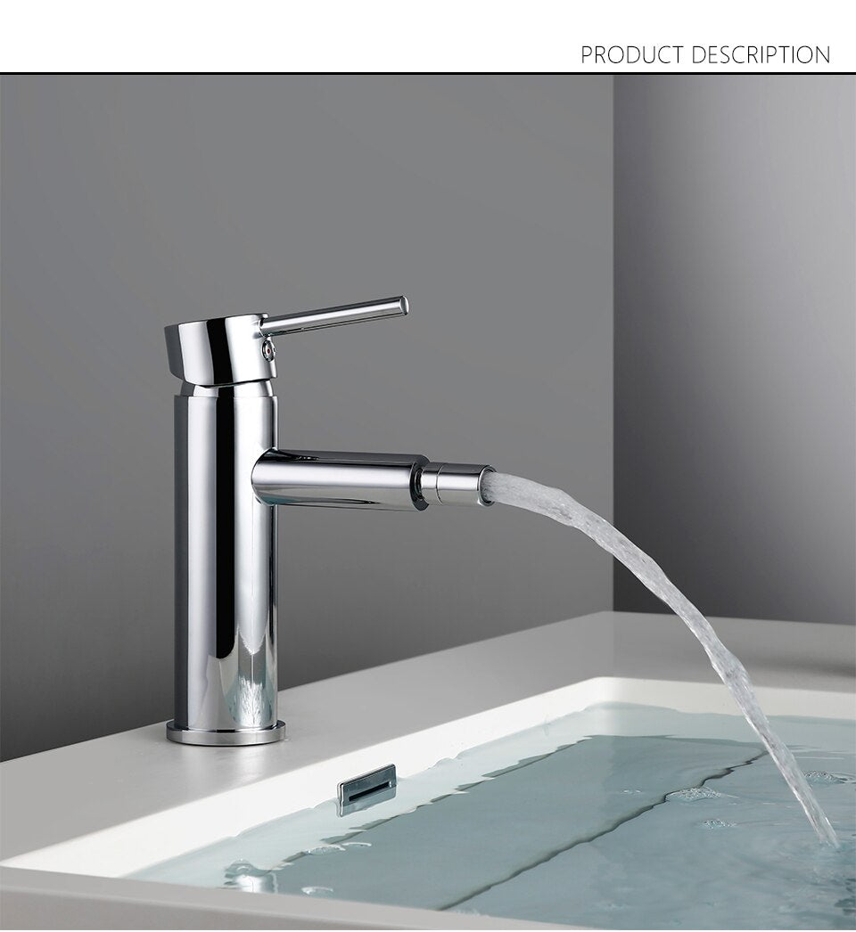Single Handle Bidet Sprayer Faucet