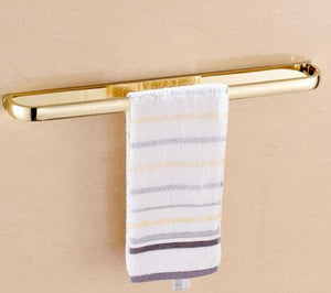 Bathroom Accessories Set, Gold Square Paper Holder,Towel Bar,Soap basket,Towel Rack, Shelf bathroom Hardware set