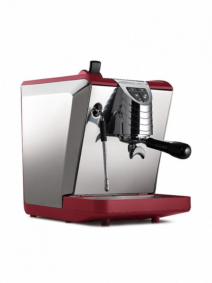 Nuova Simonelli Oscar II Home Espresso Machine - RED - Made in Italy