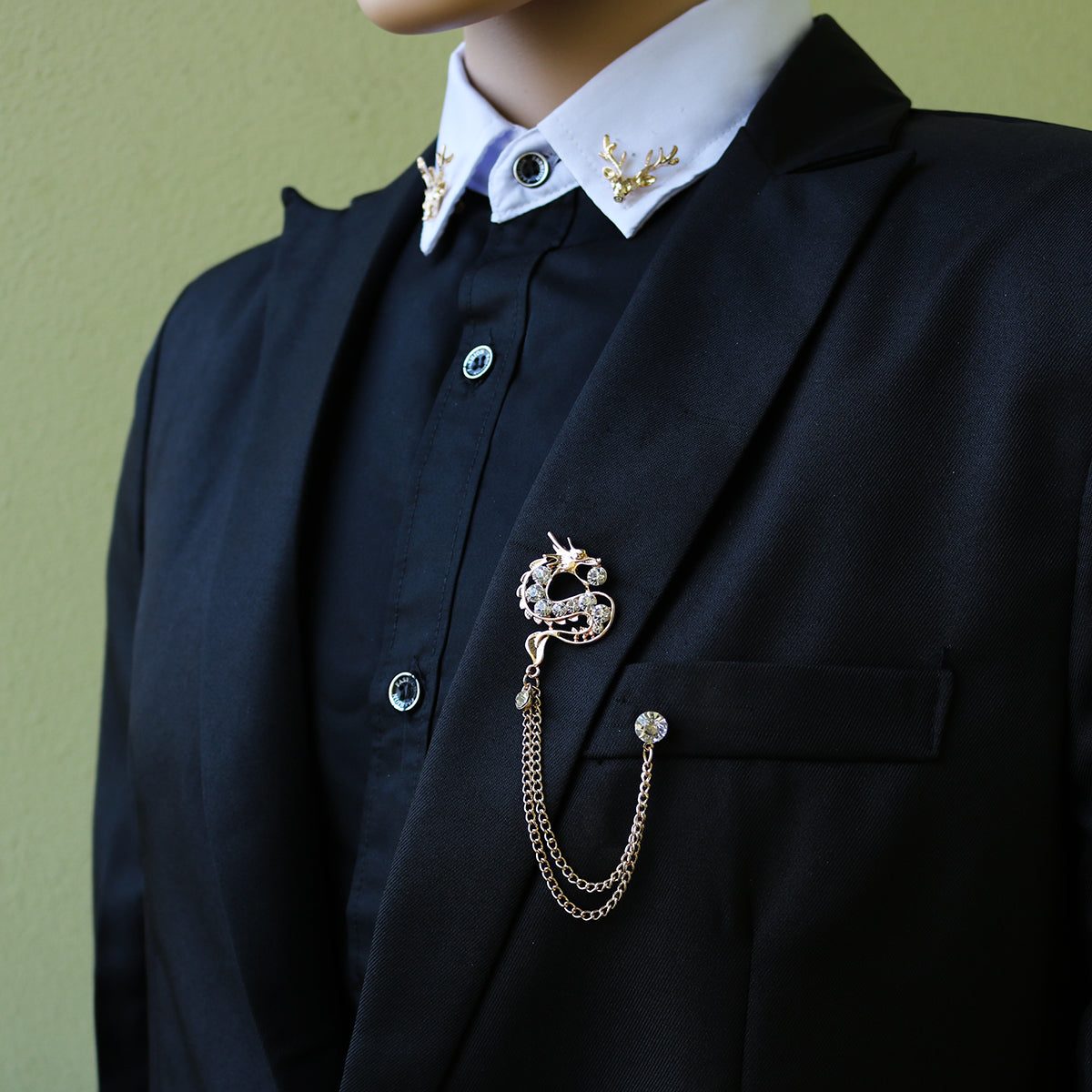 pin to mens youtube suit your on watch brooch lapel a wear how flower