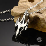Jiayiqi 2017 New Fashion Men Necklace Stainless Steel Arrow Pendant Male Link Chain Accessories Best Gift Statement Jewelry